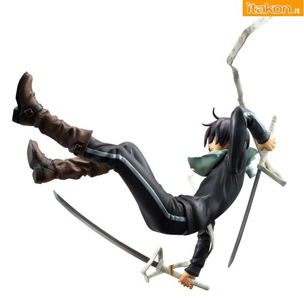 Link a Noragami Yato G.E.M. Series di MegaHouse in preordine 8