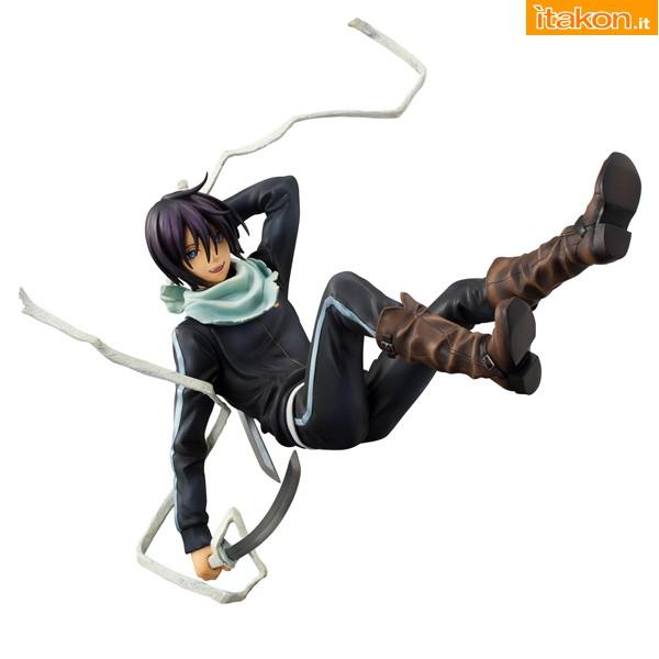 Link a Noragami Yato G.E.M. Series di MegaHouse in preordine 9
