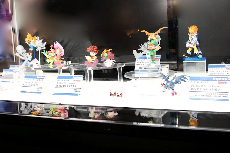 digimon - megahouse