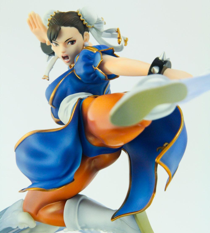 Tsume Recensione Chun Li Hqs Da Ultra Street Fighter Iv Art Chunli