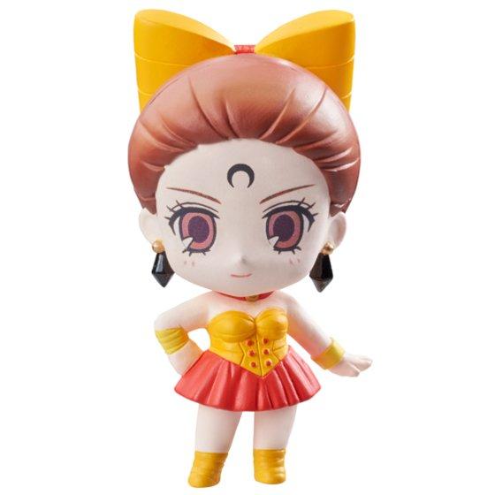 Link a Sailor Moon x MegaHouse foto ufficiali per il nuovo set Petit Chara Series 7