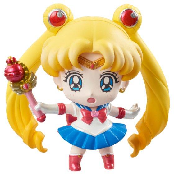 Link a Sailor Moon x MegaHouse foto ufficiali per il nuovo set Petit Chara Series 9