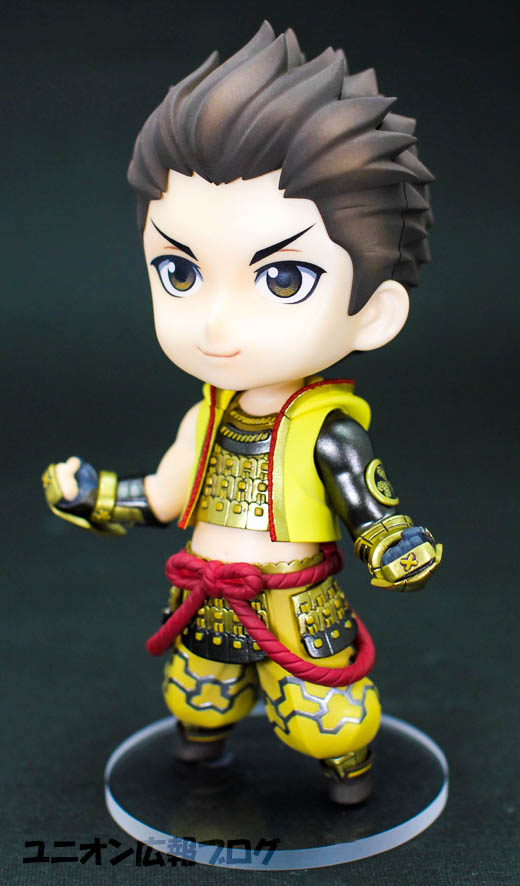 Link a Ieyasu Tokugawa – Sengoku Basara – Chara Forme empty pics 04