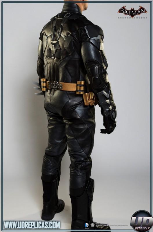 Batman Knight da Batman da tuta Arkham motociclista pelle la in xnCnPz0w