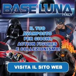 Base Luna Italy - Il tuo avamposto per giochi, action figures e collezionismo