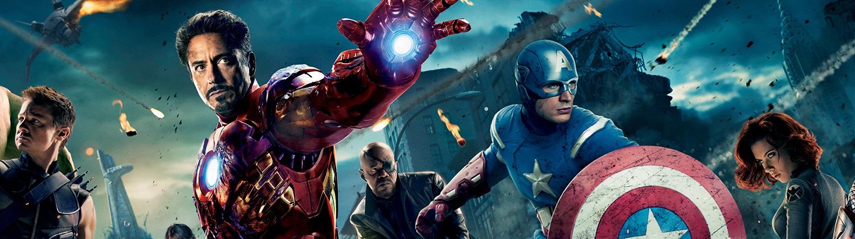 Copertina Avengers