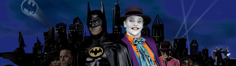 Copertina Batman 1989