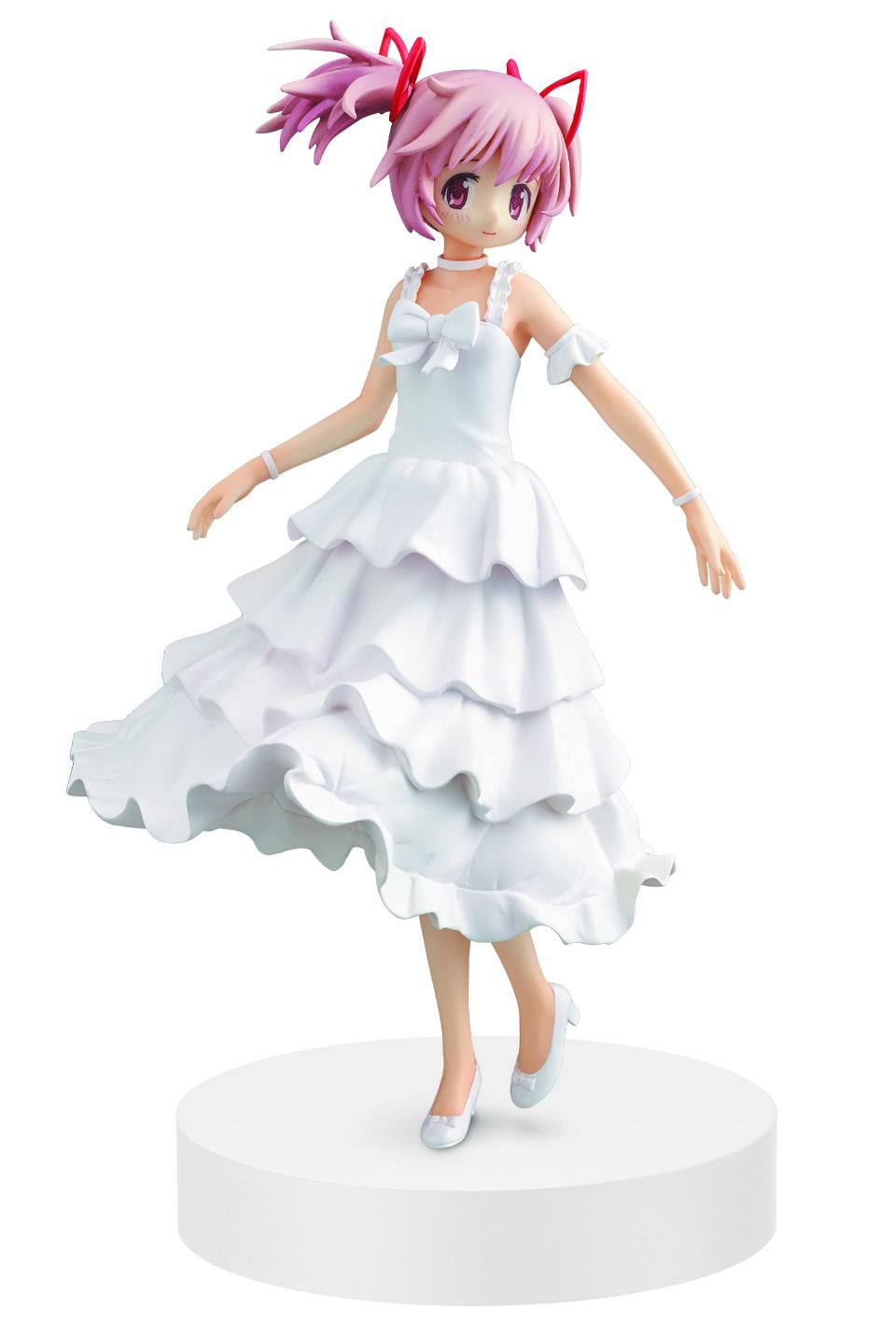 Link a Madoka Kaname White Dress Ver. –  SQ