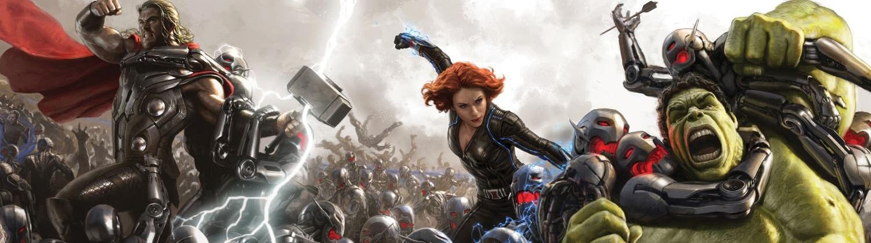Copertina Avengers: Age of Ultron