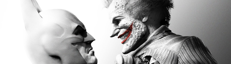 Copertina Batman Arkham City
