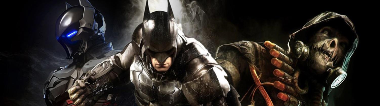 Copertina Batman Arkham Knight