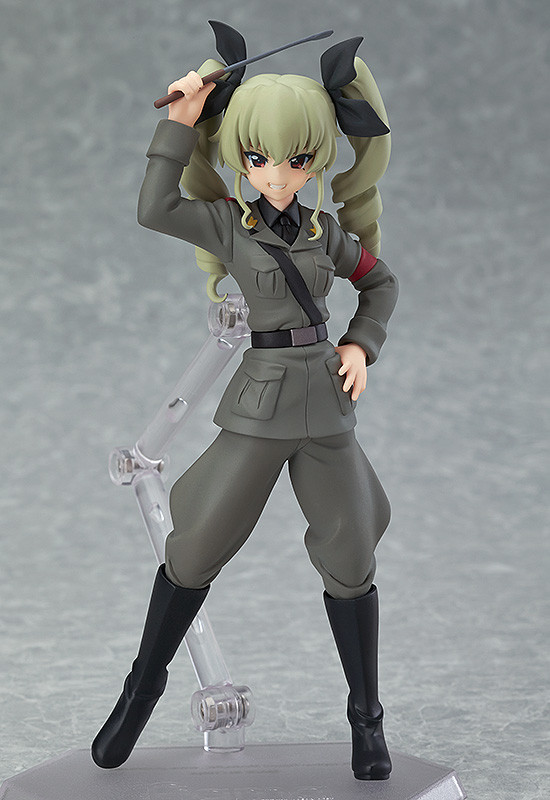 Link a Anchovy figFIX – Girls und Panzer – Max Factory preorder 01