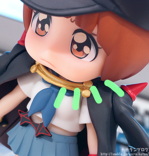 Link a Mako Nendoroid – KILL la KILL – Good Smile Company Wonder Fest 2015 Summer Excl 15