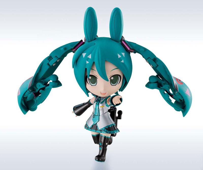 Link a Miku Hatsune Rody Chogokin – Vocaloid – Bandai pre 05