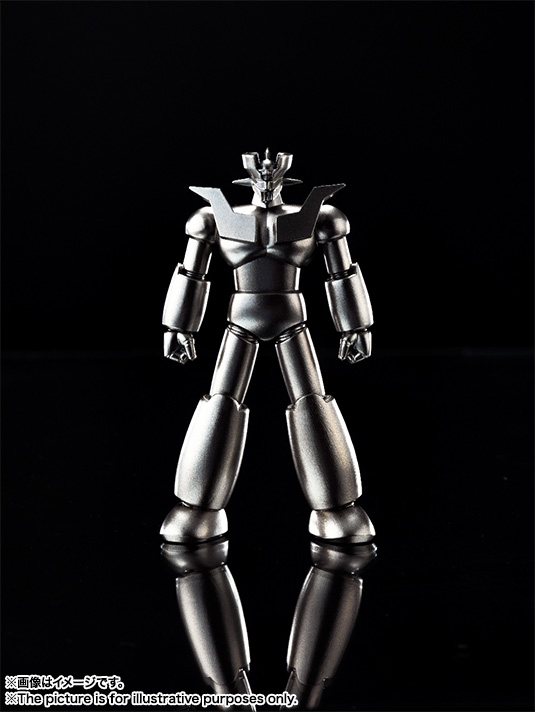 Link a Absolute Chogokin no Katamari – Dynamic – Bandai preorder 05