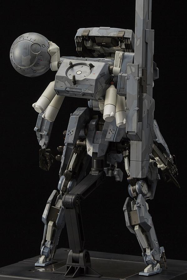 Link a Metal Gear ST-84 – MGSV The Phantom Pain – Riobot Sentinel pics 02