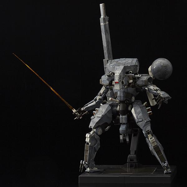 Link a Metal Gear ST-84 – MGSV The Phantom Pain – Riobot Sentinel pics 09