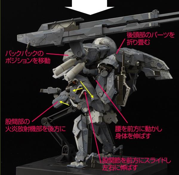 Link a Metal Gear ST-84 – MGSV The Phantom Pain – Riobot Sentinel pics 14b