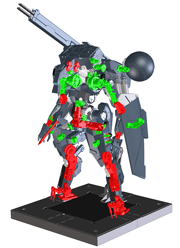 Link a Metal Gear ST-84 – MGSV The Phantom Pain – Riobot Sentinel pics 15