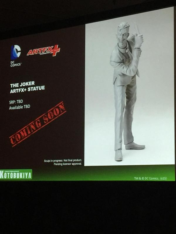 Link a NYCC2015-Koto-The-Joker-ARTFX-Statue