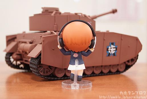 Link a Nendoroid MOre Panzer IV Ausf D H Spec Girls und Panzer gallery 01