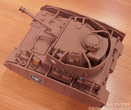 Link a Nendoroid MOre Panzer IV Ausf D H Spec Girls und Panzer gallery 05