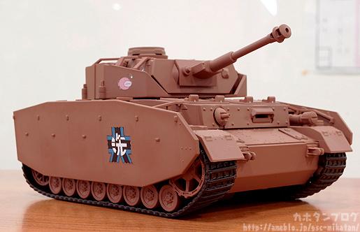 Link a Nendoroid MOre Panzer IV Ausf D H Spec Girls und Panzer gallery 08