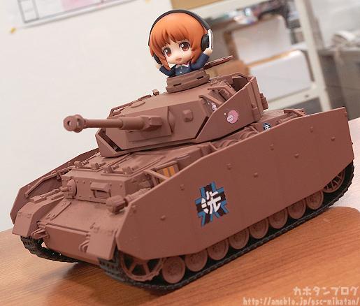 Link a Nendoroid MOre Panzer IV Ausf D H Spec Girls und Panzer gallery 16