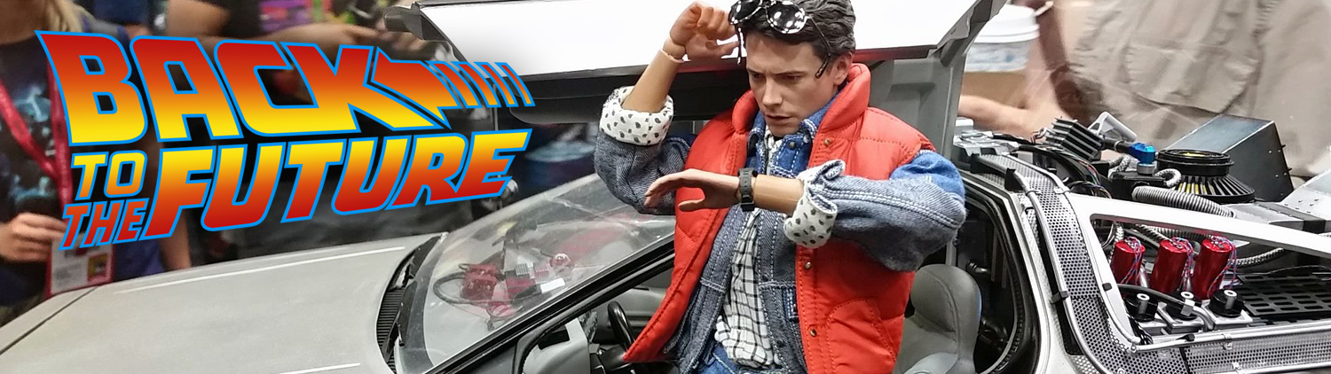 Copertina Back to the Future