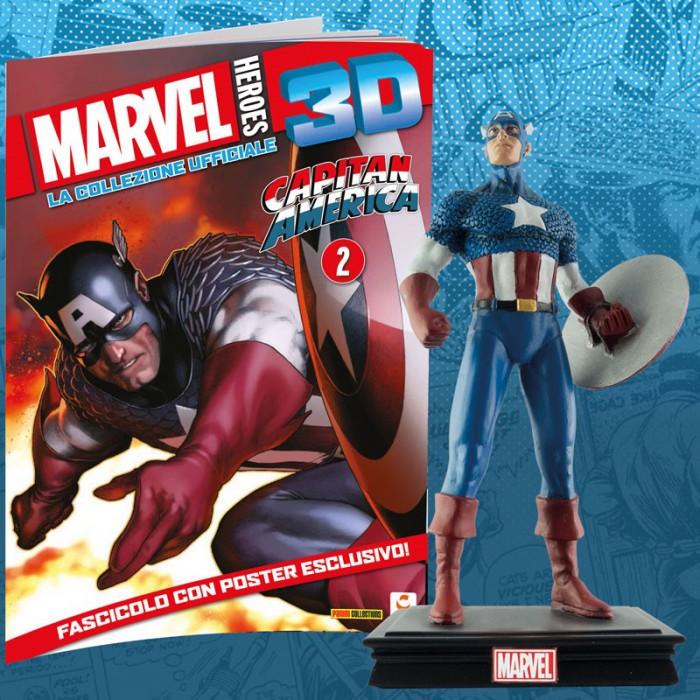 Statuette Marvel In Edicola Con La Collana Marvel Heroes