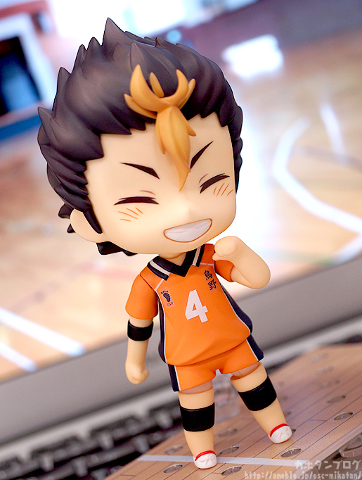 Link a Yuu Nishinoya Nendoroid – Haikyuu!! – GSC preview 06