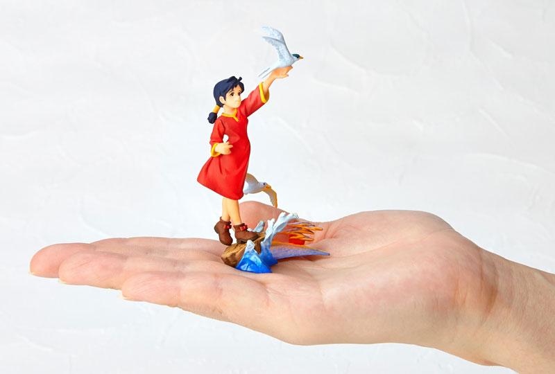 Link a Lana & Gigant – Mirai Shounen Conan – Kaiyodo pre 24