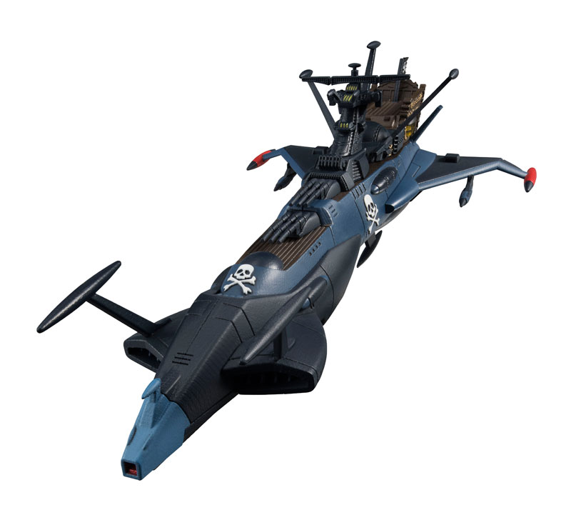 Link a Space Pirate Battleship Arcadia Cosmo Fleet Special MegaHouse Itakon.it -0004