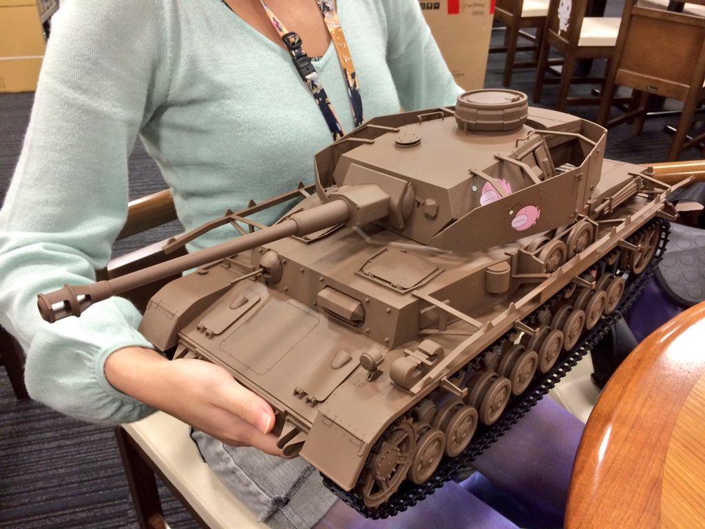 Link a figma Veichles Panzer IV Ausf H Girls und Panzer pics 02
