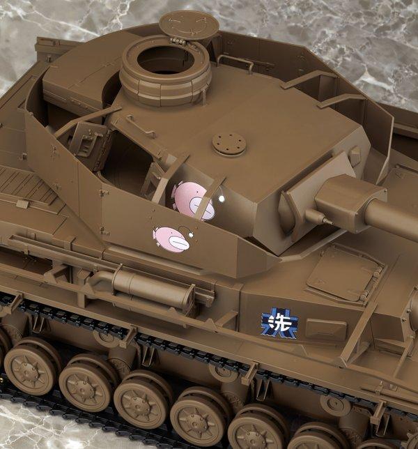 Link a figma Veichles Panzer IV Ausf H Girls und Panzer pics 03