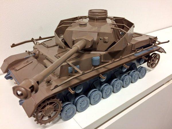 Link a figma Veichles Panzer IV Ausf H Girls und Panzer pics 06