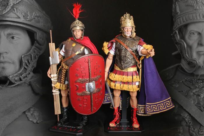 Lucius Aelius Seianus e Marcus Nonius - Kaustic Plastik - Recensione - Foto 88
