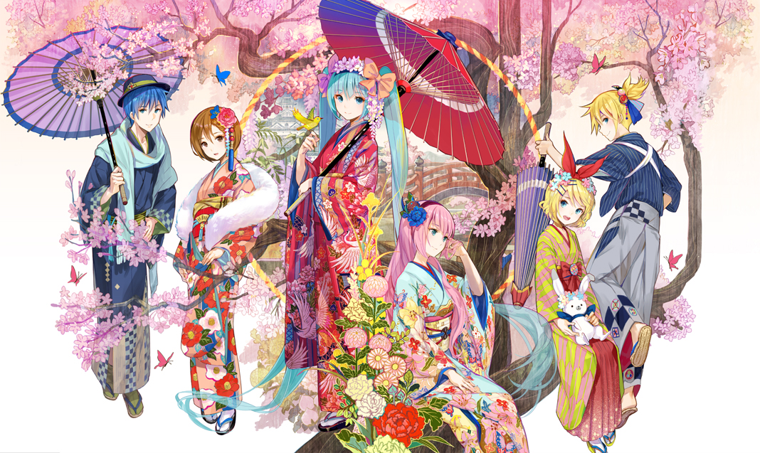 Link a Miku Yukata – Vocaloid – Stronger Aniplex pics 04