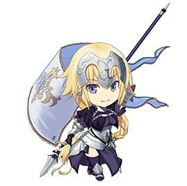 Link a Jeanne D'Arc – Fate Grand Order – Aniplex Chara-Forme pics 05