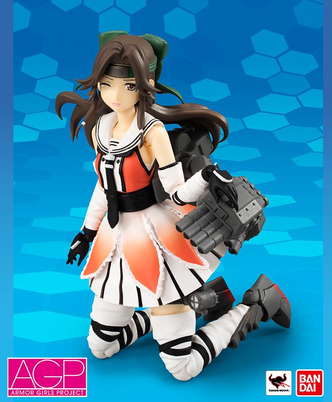Link a Jintsuu AGP – KanColle – Bandai info pre 03