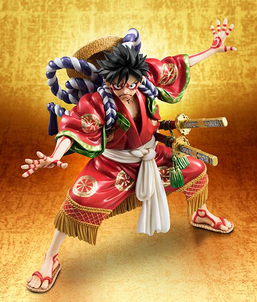 Link a Monkey D Luffy Kabuki POP – One Piece MegaHouse pre 06