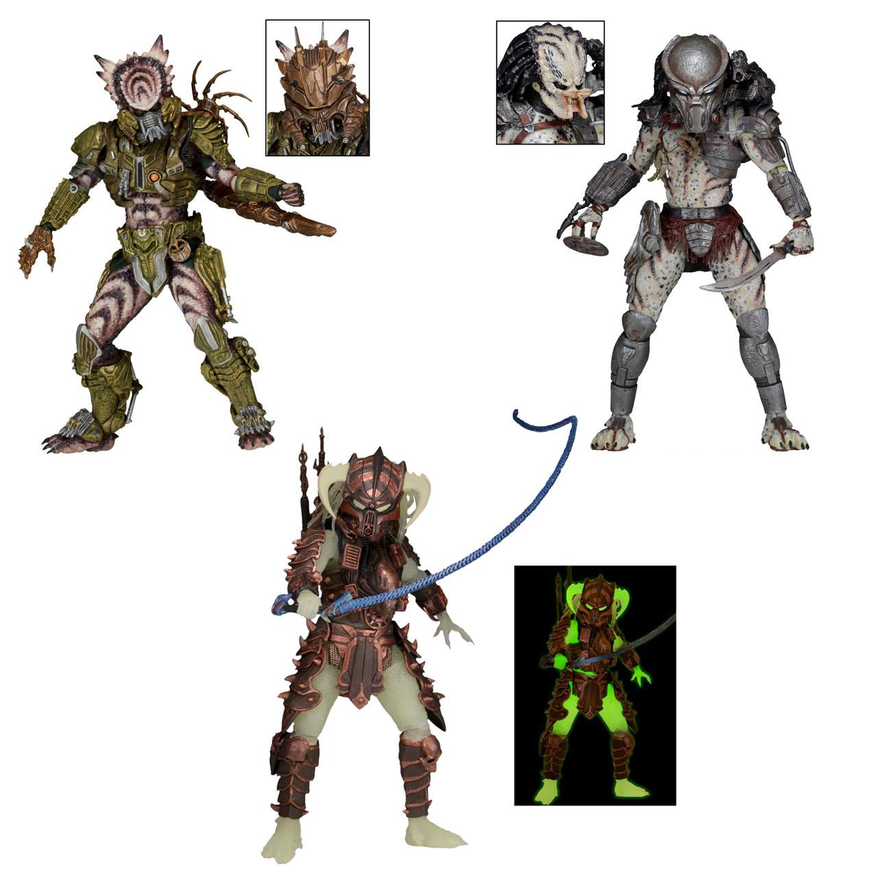 Link a NECA-Predator-Series-16-Assortment