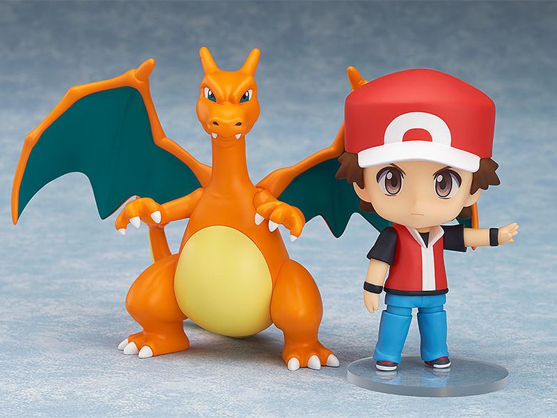 Link a Nendoroid Pokemon Trainer Red Champion Ver GSC pre 03
