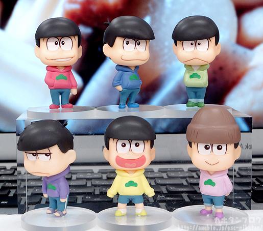 Link a Osamatsu-san Trading Figures Good Smile Company pics 01