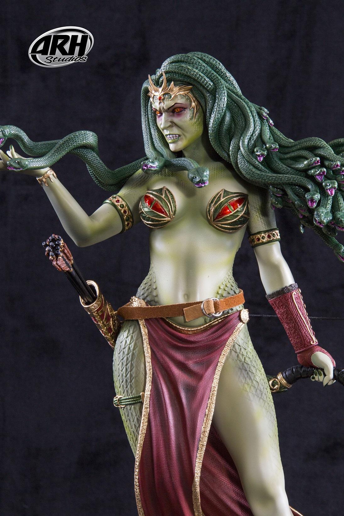 Link a Medusa-Legs-17s