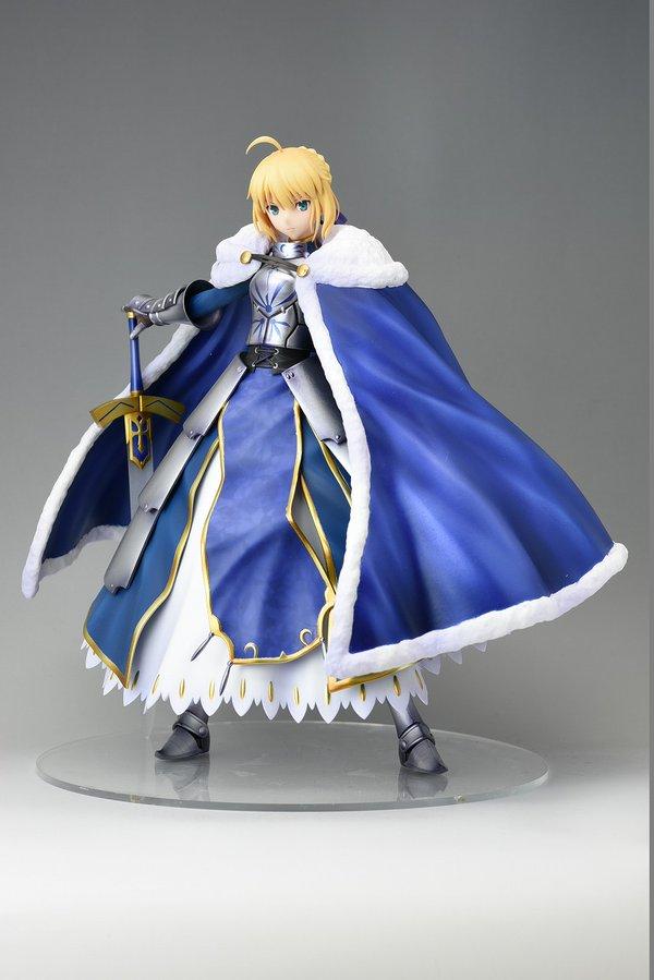 Link a fate grand order Saber aniplex 2