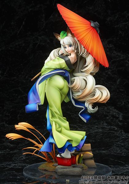 Link a Yuzuruha – Oboro Muramasa – ALTER preview 01