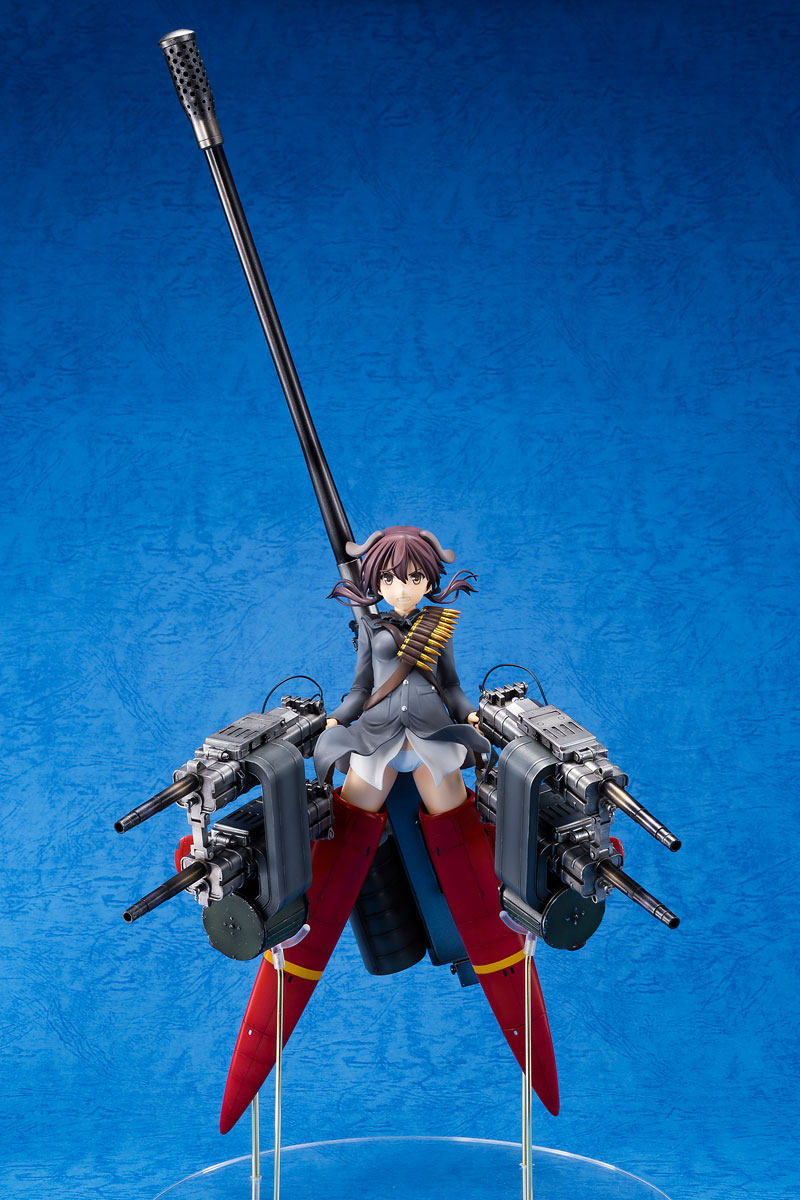 Link a Gertrud Barkhorn Jet Striker ALTER Strike Witches prototype 01