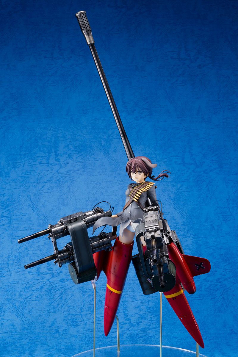Link a Gertrud Barkhorn Jet Striker ALTER Strike Witches prototype 02