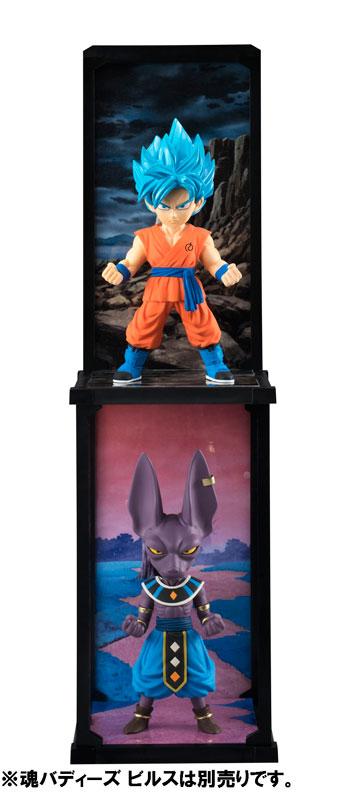 Link a Goku Super Saiyan God SS Tamashii Buddies Dragon Ball Super Bandai pre 05